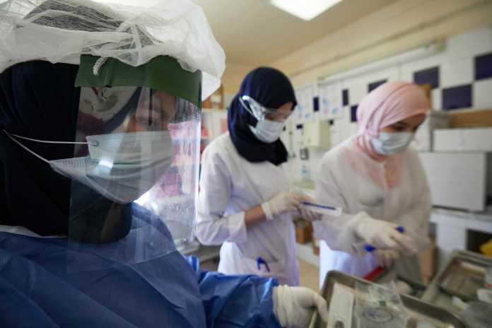 Une assurance spéciale pour les personnels soignants impliqués dans la lutte contre la Covid-19
