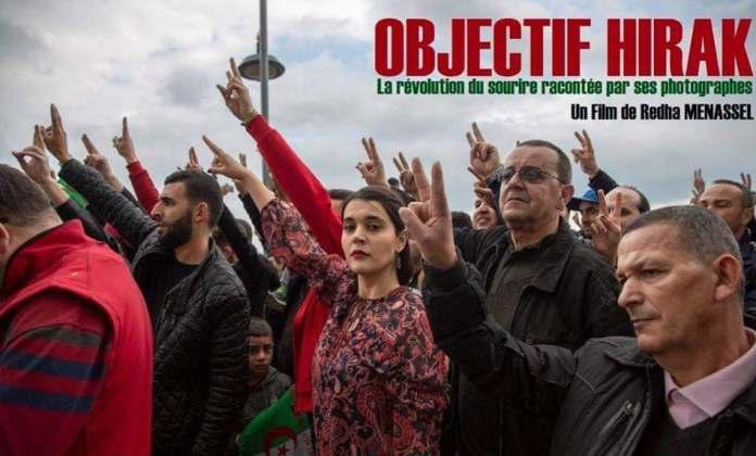 Affiche du film Objectif Hirak
