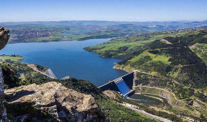 Les réserves d'eau du pays