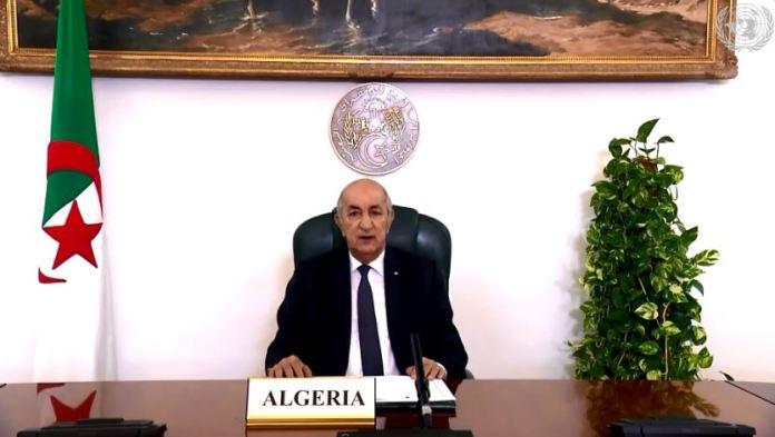Palestine, Sahara Occidental, Etat de droit ... les déclarations de Tebboune à l'ONU
