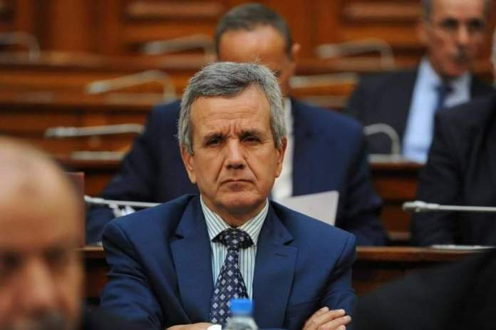 Abderrahmane Benbouzid: