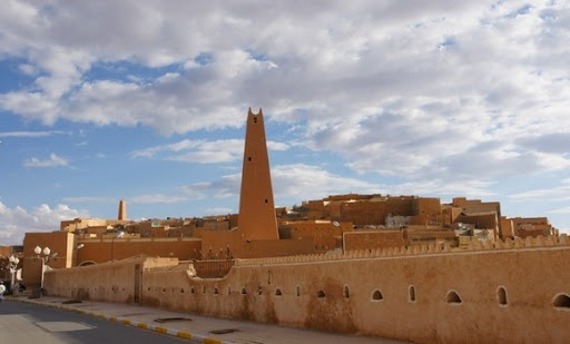 Mosquée Ghardaia