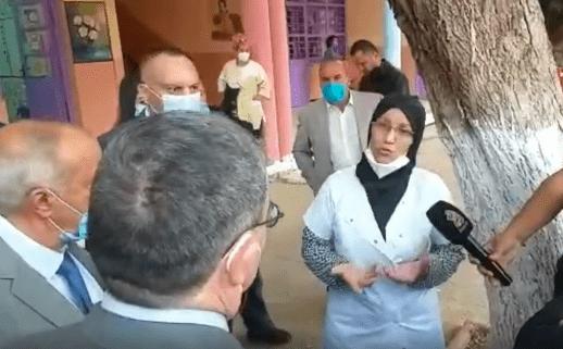 Affaire de l'institutrice d'Oran: le protocole du wali démis de ses fonctions
