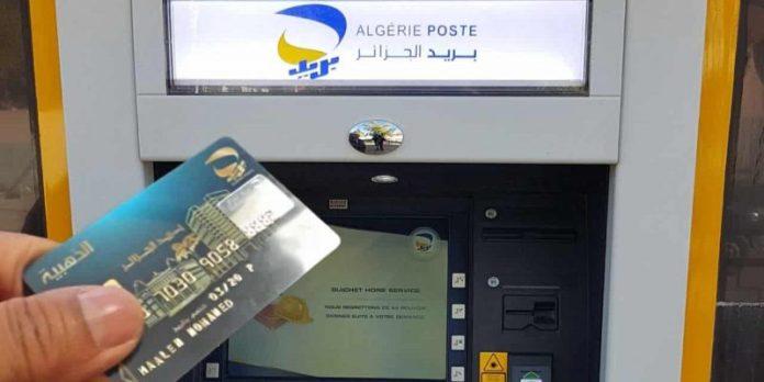 Algérie Poste lance son service