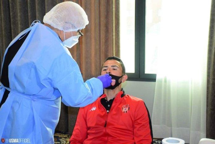 Le directeur sportif de l'USMA Antar Yahia testé positif au Covid-19