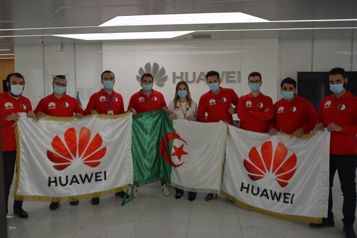 Concours TIC 2020 de Huawei: des étudiants algériens classés premiers