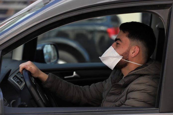 Coronavirus: La DGSN rappelle l'obligation du port du masque en voiture
