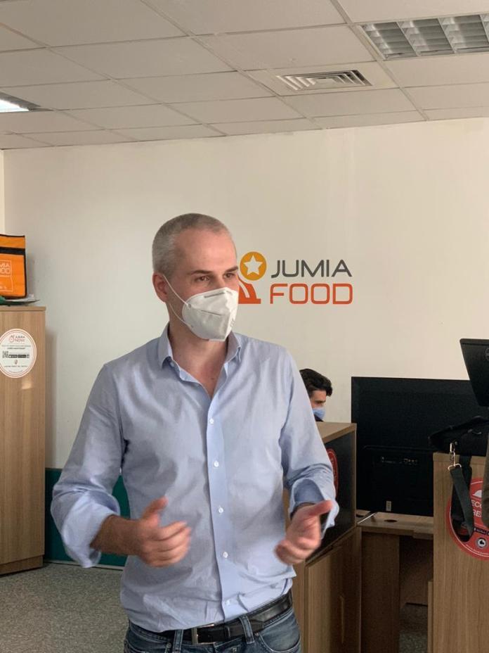 Responsable Jumia Algérie