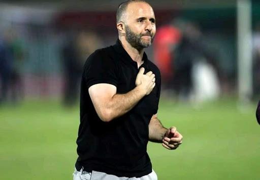 Equipe nationale de football: Djamel Belmadi positif au Covid-19
