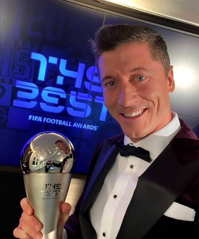 Prix Fifa «The Best»: le Polonais Lewandowski meilleur joueur de l'année 2020