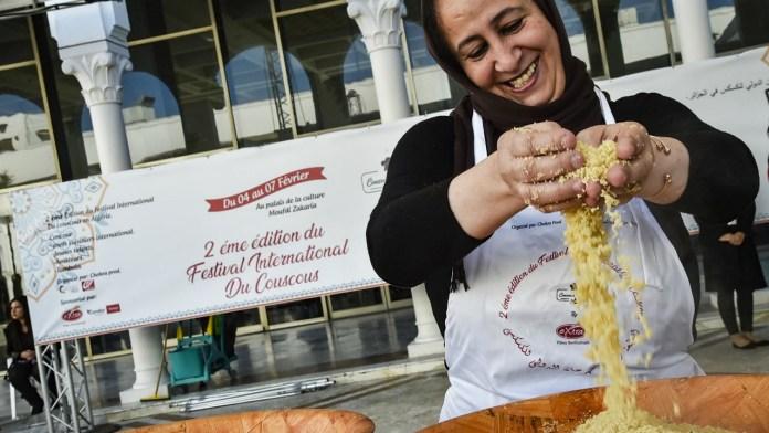 L'UNESCO examine bientôt l'inscription du couscous dans la liste du patrimoine mondial