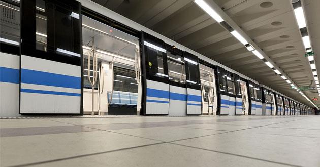 Le métro d'Alger fin prêt en attente du feu vert des autorités pour la reprise