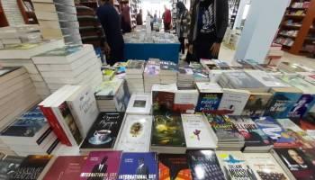 Le salon national du livre en mars à Alger