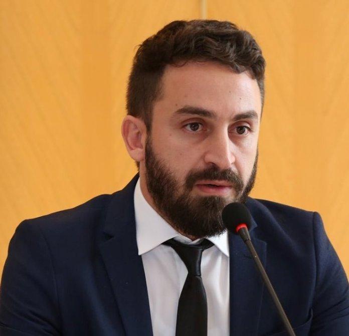 Youcef Sehairi, secrétaire d'État chargé de l'Industrie cinématographique et de la Production culturelle