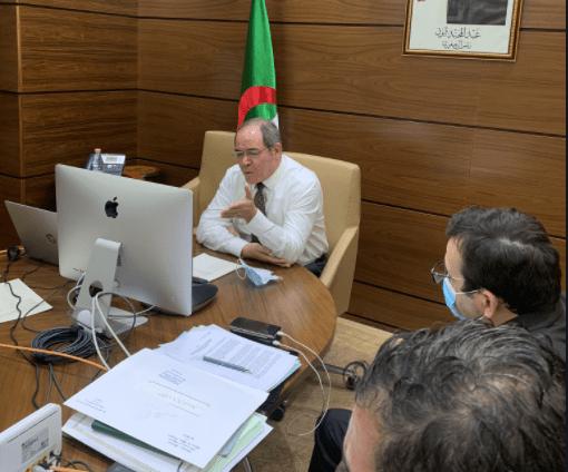 La candidature de l'Algérie au poste de membre non-permanent au Conseil de sécurité approuvée