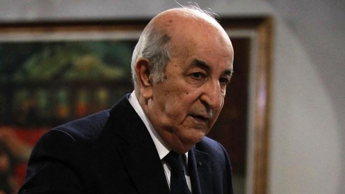 Tebboune invité pour une visite officielle par son homologue allemand