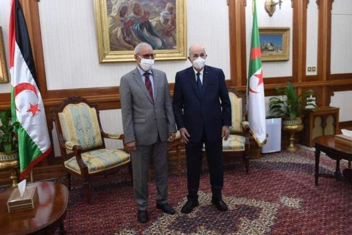 Le Président sahraoui hospitalisé à Ain Naadja
