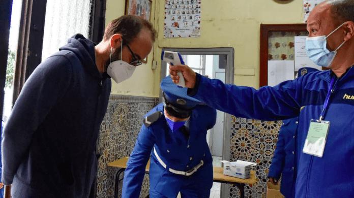 154 nouveaux cas de coronavirus en Algérie