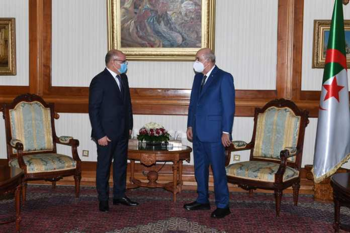 Tebboune reçoit les chefs du RND, de Talaie El Hourriat et le PRA
