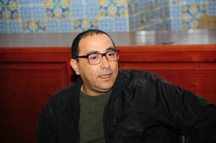 Samir Kacimi à Constantine :