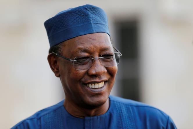 Tchad: le président Idriss Déby mort