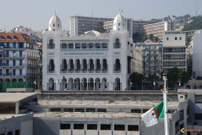 Un mouvement partiel dans le corps des walis délégués d'Alger