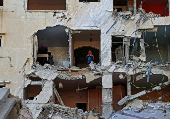 Les bombardements israéliens se sont poursuivis toute la nuit sur la bande de Gaza. Les violences contre les Palestiniens sur les territoires occupés et annexés.