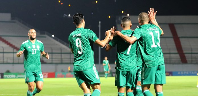 Football: Les Verts battent le Mali (1-0) et égale le record d'invincibilité