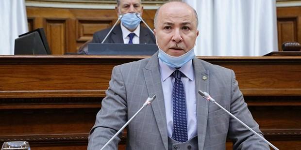 Le Premier ministre Aïmen Benabderrahmane testé positif à la Covid-19