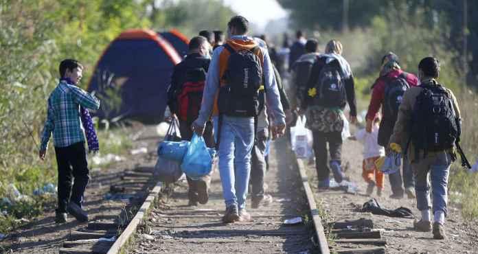 ONU: le nombre de déplacés à cause des guerres et crises a doublé en 10 ans