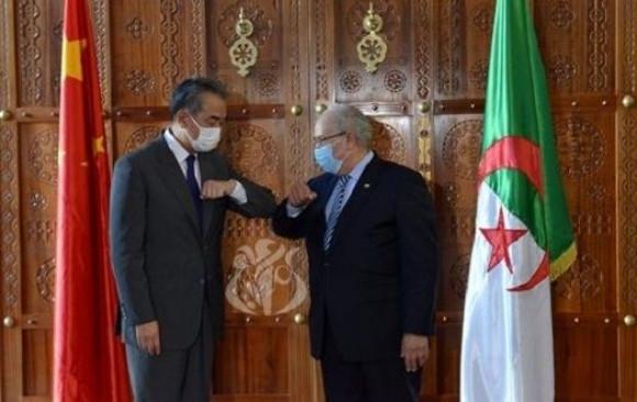 Alger et Pékin entendent densifier