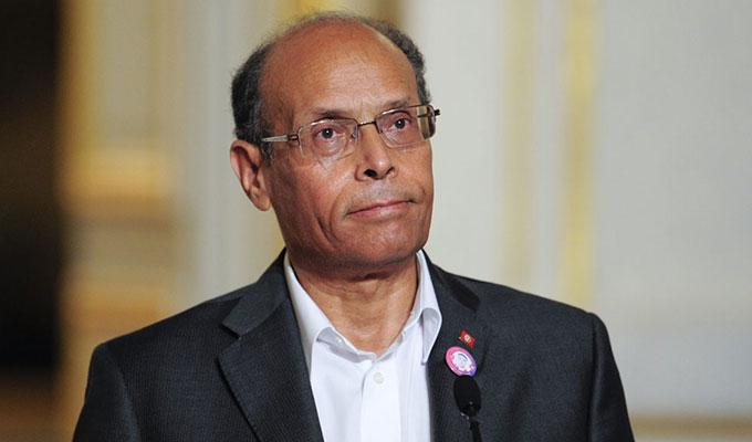 Moncef Marzouki accuse Ennahdha d'avoir