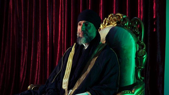 Seif al Islam Kadhafi refait surface et se voit bien Président de la Libye
