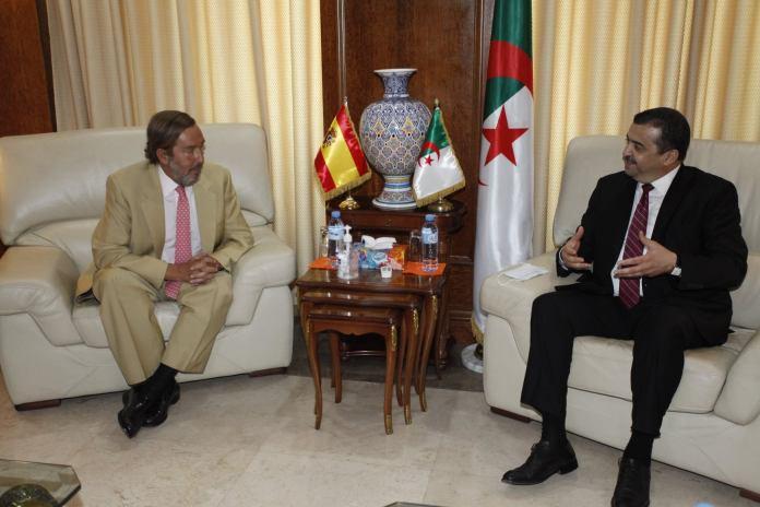 Mohamed Arkab : «l'ensemble des approvisionnements de l'Espagne en GN algérien sera assuré à travers le Medgaz»