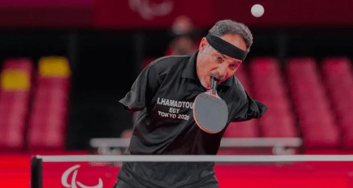 Jeux paralympiques 2021 : l'incroyable performance du pongiste égyptien Ibrahim Hamadtou