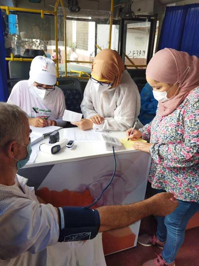 Covid-19: 6381 points de vaccination consacrés à travers l'Algérie
