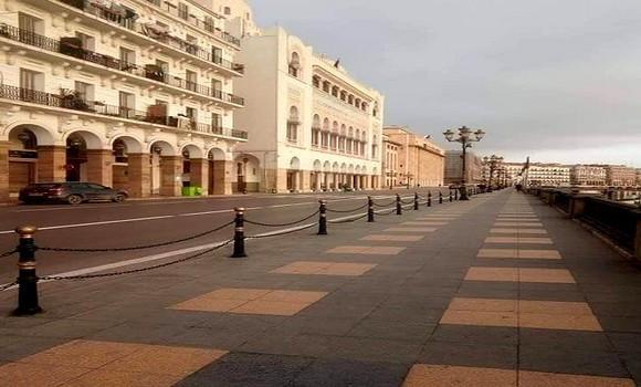 Covid 19: Couvre-feu ajusté de 22h à 5h du matin dans 31 wilayas