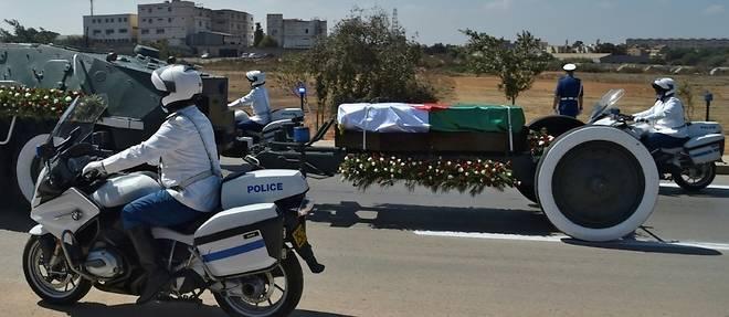 Abdelaziz Bouteflika inhumé au Carré des Martyrs à El Alia