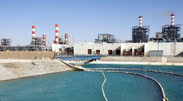 Mise en service de la station de dessalement de Ain Benian
