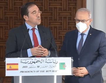 Madrid s'assure de la continuité des approvisionnements en gaz algérien