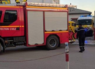 Célébration du Mawlid: 2 blessés et 31 incendies dans 19 communes à Alger