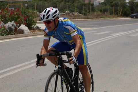 Greg Manset, Atlas Team Greece