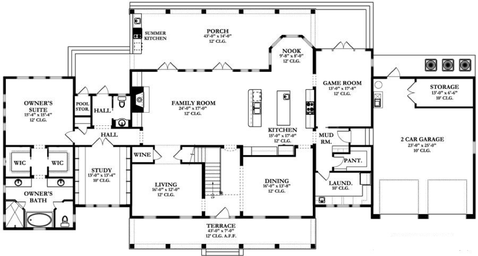 Home Living Hall Design