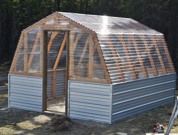 Backyard Shelter Plans