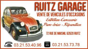 ruitz garage