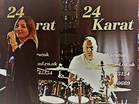 24 Karat Function and Wedding Band Colchester Essex