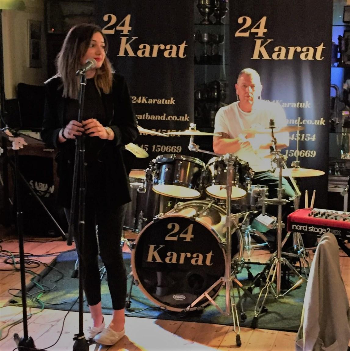 Live Wedding Band 24 Karat For Hire