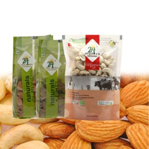 Nut and Dry Fruits