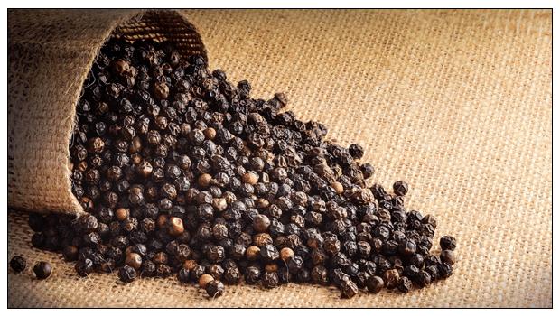 Top 6 Health Benefits of Black Pepper
