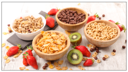 10 REASONS WHY EATING CEREALS IS IMPORTANT FOR YOUR DIET
